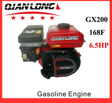 ENGINE 2015 GX200 6.5 hp Gasoline Engine For Sale General 168f Gasoline Engine For Generator