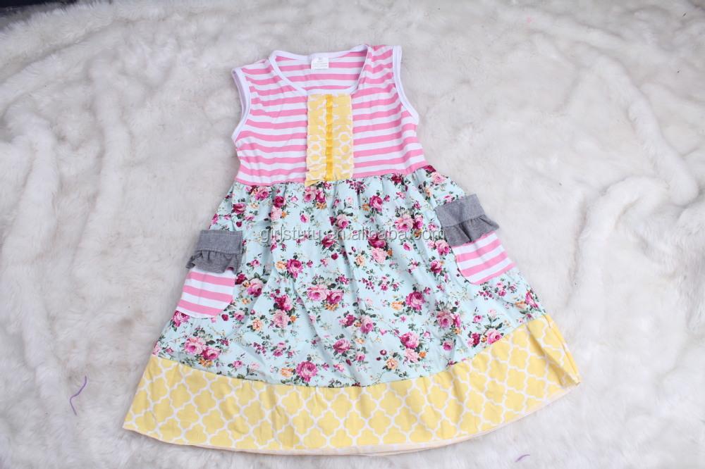 China Wholesale Kids Designer Clothing Kids Wholesale Fancy Cotton
