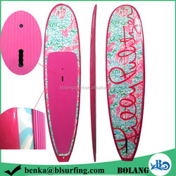 Alibaba china products hot sell cheap paddle longboard for sale