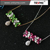 Prices!! Crystal Fashion New Design wedding accessory necklace