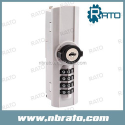 RD-128 sliding steel door digital lock