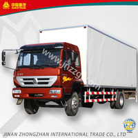 Sintruck HuangHe Light Truck