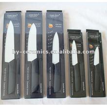 nueva serie de la cocina del chef cuchillos cuchillo de cerámica conjuntos