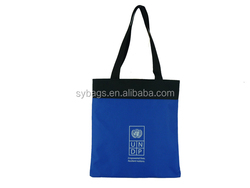 promotional cheap logo shopping bags / Supermarket Shopping Bag / The new production of customized logo printing bag