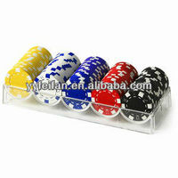 china supplier prepacking cheap poker set