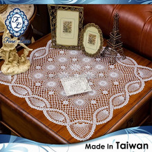 Multiple-Usage PVC Lace Mat for side table, coffee table, and sofa
