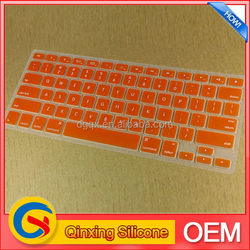 OEM export keyboard silicon cover for macbook pro