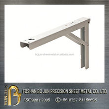 custom manufacturing company good selling wall mounted angle bracket product with high quality guarantee