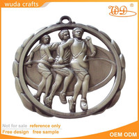 chinese medal manufacturer engraved 3D punch out 2D flat custom hollow out brushed soft enamel medal of honor metal medallion