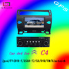 citroen c4 car dvd gps navigation system support four colors