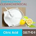 Inodoro ácido cítrico anhidro, ácido cítrico monohidrato industria técnico uso