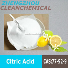 odourless Citric Acid anhydrous, Citric Acid monohydrate industry technical usage