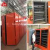 High efficiency coal conveyor mesh belt dryer