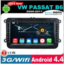 Android 4.4.2 Built-in Car DVR System vw passat b6 dvd navigation