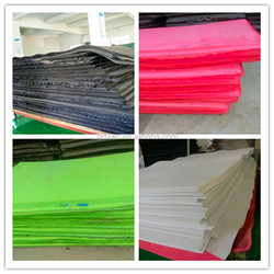 2015 printed / printing eva foam sheet roll punched eva sheet/color sheet/color eva foam sheet/custom material