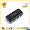 High efficiency portable charger power bank 5200mah mobile power supply for mobile phone