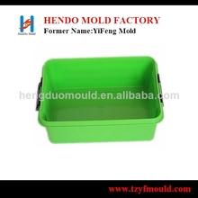 herramientas de plástico contenedor de molde