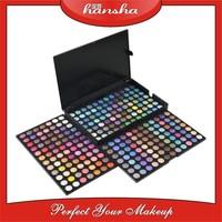 Wholesale 252 Colors Makeup Eyeshadow Palette Waterproof and Mineral Ingredient