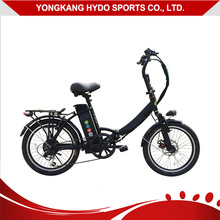 Hot Selling 2015 New Fashion Electric Bike Folding