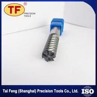 High Quality Factory Price 6 Flute Indexable Carbide Milling Cutter