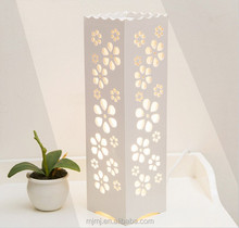 2015 New listing creative carved LED table lamp