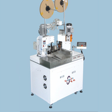 wire cutting and stripping machine with agent in Indonesia