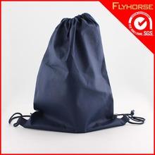 hot sale Polyester drawstring bag shopping bag