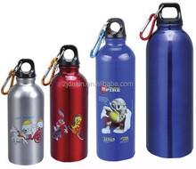 2014 top sale 750ml aluminium drinking water bottle