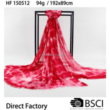 2015 factory produced voile 100 viscose scarf
