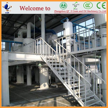 Cooking crude edible oil refinery machine with CE