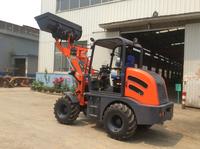 Chinese well work loader hoflader for sale 800kg