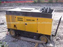 Model XAHS146 Dd Atlas Copco Portable Air Compressor