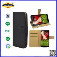 New for LG L60 Premium Leather Flip Case Back Cover Cellphone Accessories Laudtec