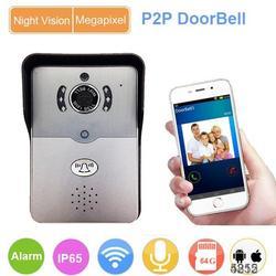 entrance security controller security p2p ir ip wireless ir sensor video doorbell
