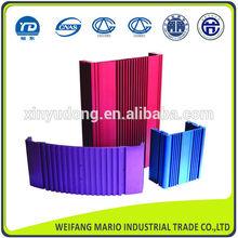 perfil de aluminio industrial perfiles profesionales fábrica de aluminio de perfil de aluminio de chatarra