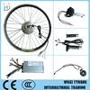 "Powerful Electric Bicycle Conversion Kit, Hub Motor Kits For Trike,Bike,Tricycle Front Wheel 26"" Rim"