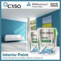 Water Based interior silk plaster wall paint