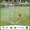 galvanized or pvc coated cheap chain link dog kennels