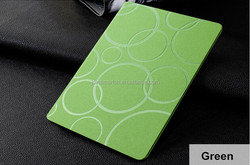 9.7 inch tablets cases With auto sleep / wake function tablet case for ipad air 1 / 2