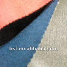 Melton Woven Wool&Nylon Blend Fabric