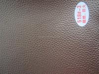 Metallic PU leather sofa material