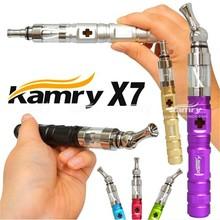 Enviromental protection electronic cigarette x7 e cig starter kit vaporizer ego ce4