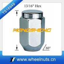 High quality car 35 long iron hub nut