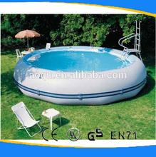 Caliente de la piscina de natación/piscinainflable/piscina equipos para la venta
