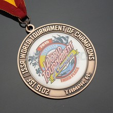 2015 Issa world tournament of champions medal