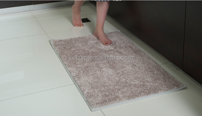 Rubber Backed Water Absorbent Kitchen Mat Buy Kitchen