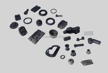 auto molded rubber component