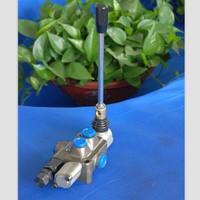 Flow 100l/min monoblock hydraulic lift solenoid valve , BDL series