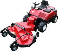 Riding Front Mower