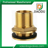 Excellent quality hotsell brass connector for water tank fittings